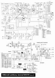 Amstrad Srx350 Sat Receiver Sch Service Manual Download