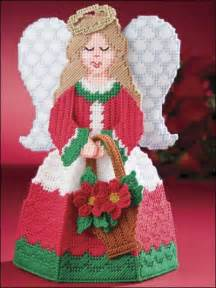 Free Patterns Plastic Canvas Angels