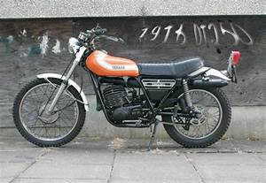 1976 Yamaha Dt250 Classic Motorcycle Pictures