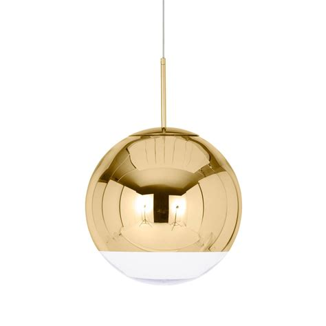 tom dixon mirror ball gold pendelleuchte sweet home