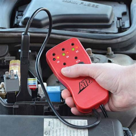 Atd Relay Circuit Tester Tooldesk