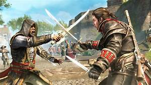 Assassin's Creed Rogue Stealth Gameplay - Stealth Kills ...