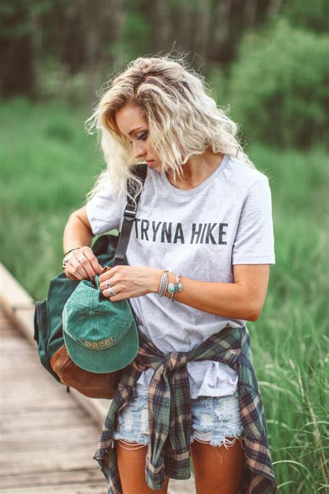 Best 25+ Camping outfits ideas on Pinterest | Camping fashion Camp outfits and Camping style