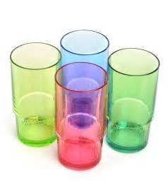glass kitchen canisters tupperware deluxe tumbler set of 4 by tupperware tumblers kitchen dining