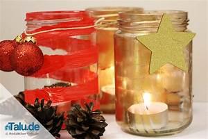 Gläser Verzieren Basteln : weihnachtsgeschenke basteln mit kindern 12 kreative ~ Lizthompson.info Haus und Dekorationen