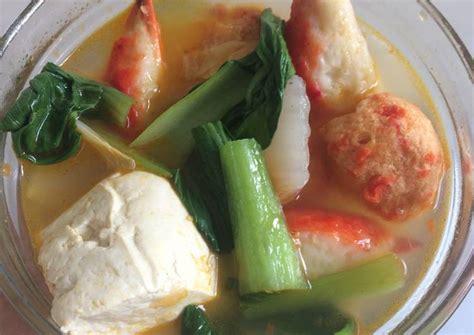 Coba bikin cilok kuah tom yam. Resep Shabu homemade kuah tomyam segar oleh Momom Ket - Cookpad