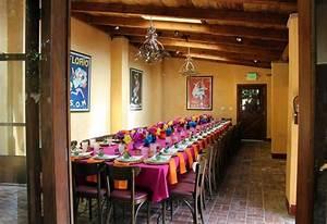 Party At Ca U2019brea Restaurant In Los Angeles