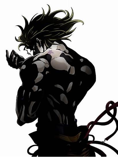 Dio Shadow Transparent Jojo Bizarre Adventure Appearances