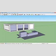 How To Use The Offset Tool In Google Sketchup  Youtube