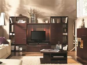 Meuble Haut Salon : meubles de salon design et haut de gamme ~ Teatrodelosmanantiales.com Idées de Décoration
