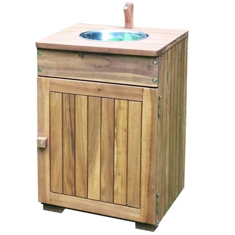 outdoor sink unit outdoor learning  early years