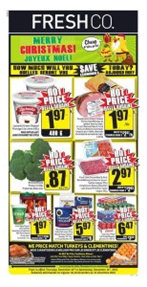 freshco weekly flyer dec  dec