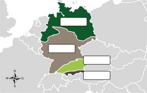tysk grosslandschaften  deutschland ndla