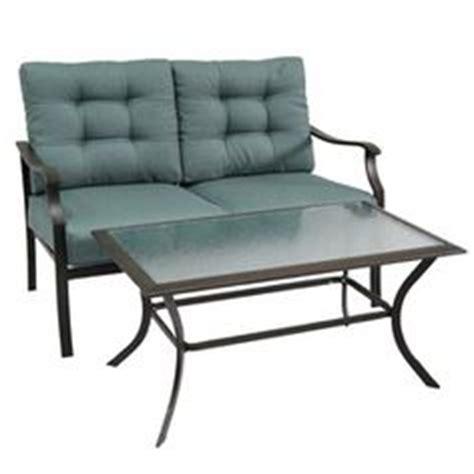 furniture allen roth 2 newstead gray aluminum