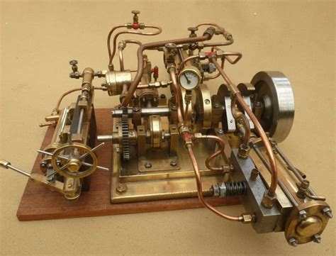 Small Boat Steam Engines by 1000 Images About Steam And Model Engines On