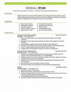 retail customer service skills resume bilingual customer With sample resume for sales associate and customer service