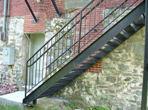 Metals, Search And Staircases