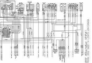 986 Headlight Wiring Diagram