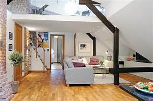 Apartment Einrichten Ideen : loft einrichten 92 verbl ffende ideen ~ Markanthonyermac.com Haus und Dekorationen