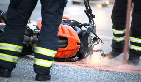 Types Of Injuries In Atlanta Motorcycle Accidents