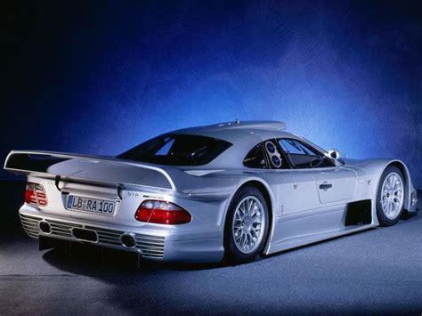 Top 5 Mercedes Supercars