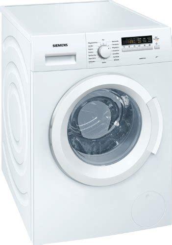 siemens wm 14 e 220 siemens wm14k220 waschmaschine im test 2017