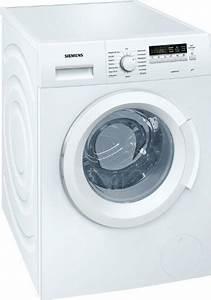 Kleine Waschmaschine Test : siemens wm14k220 waschmaschine im test 2017 ~ Michelbontemps.com Haus und Dekorationen