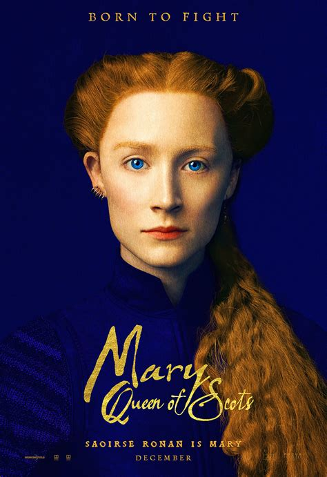 Meet Saoirse Ronan's 'Mary Queen of Scots' in New Posters