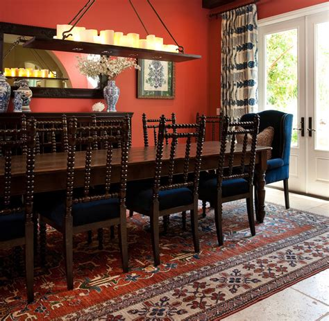 Colonial Dining Room Furniture by Calabasas Colonial Home Mediterranean Dining