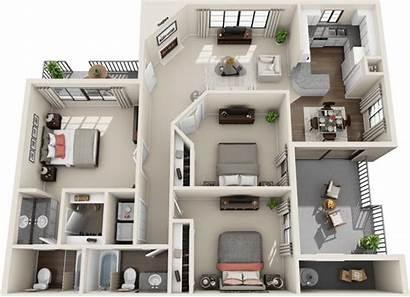 Bedroom Apartments Bath Aldona Apartment Arizona Tucson