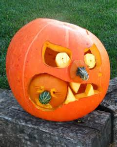 Easy Scary Pumpkin Templates by Halloween Pumpkin Carving Patterns And Pumpkin Templates