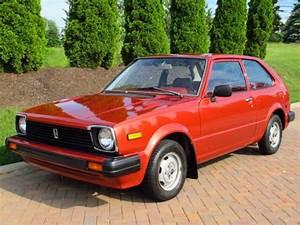 Honda Civic Hatchback 1980 Red For Sale  Sr01014576 1980