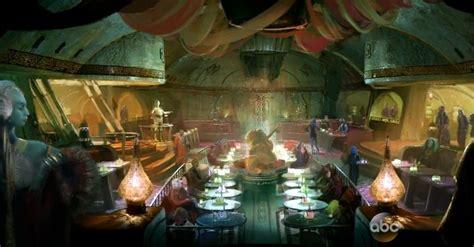 disneys star wars land  include  mos eisley cantina   unnamed restaurant eater