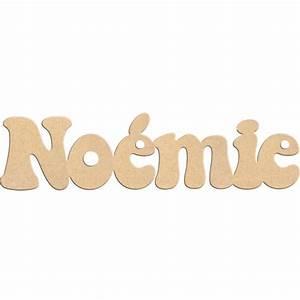 Lettre En Bois A Peindre : prenoms en bois ~ Dailycaller-alerts.com Idées de Décoration