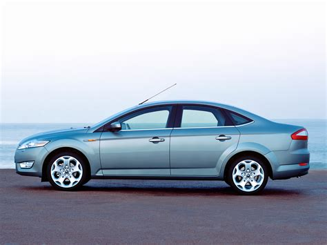 Ford Mondeo Titanium Sedan 200710