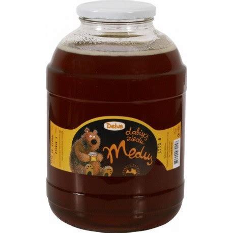 Dažādu ziedu medus 4200g - Specializētais Medus veikals