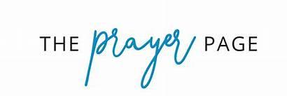 Prayer Text Header River Matter Know Through