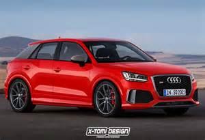 Nouveau Audi Q2 RS ? - Moniteur Automobile