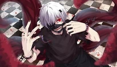 Ghoul Tokyo Kaneki Anime Ken Desktop Computer