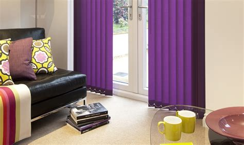 Blinds Purple by Blinds Middlesbrough Blinds Middlesbrough Conservatory