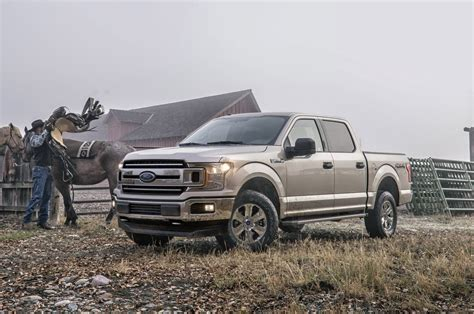 2018 Ford F150 Fuel Economy Numbers Revealed  Motor Trend