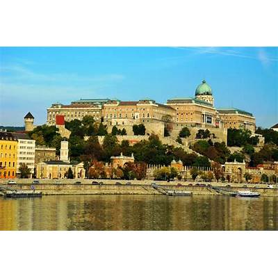 Panoramio - Photo of Budapest Buda Castle
