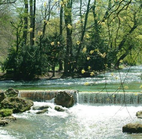Englischer Garten Welle by Englischer Garten Perfekte Welle F 252 R Den Eisbach Geplant