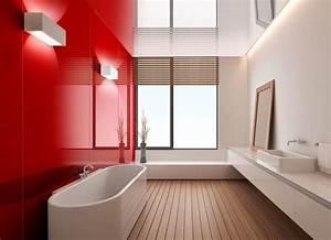 Badezimmer Platten Statt Fliesen : die besten 25 badezimmer ohne fliesen ideen auf pinterest asiatische badezimmer ~ Watch28wear.com Haus und Dekorationen