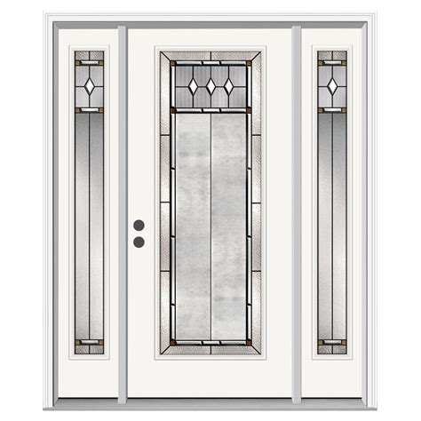 jeld wen doors pacific entries 66 in x 80 in contemporary 5 lite seedy
