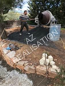 Fabrication Du Béton : le b ton drainant artisanal fabrication betonniere ~ Premium-room.com Idées de Décoration