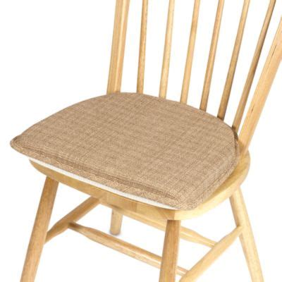 Chair Pad Bed Bath Beyond by Buy Chair Cushions Dining From Bed Bath Beyond