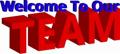 Welcome Team Clipart Employees Clip Member Employee
