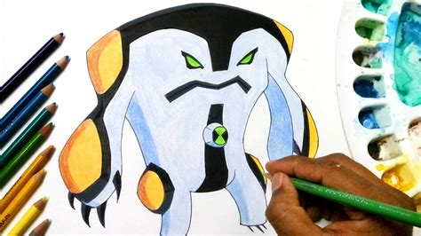 draw cannonbolt  ben  step  step youtube