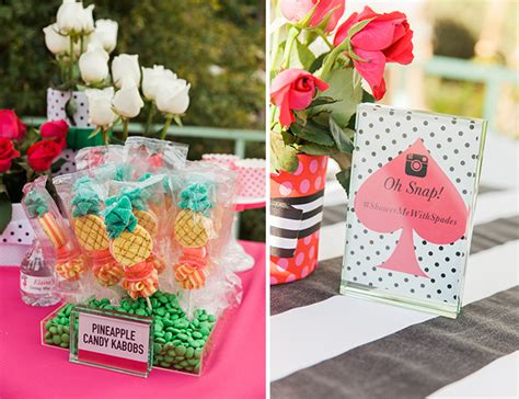 Kate Spade Bridal Shower  Inspired By This Wedding Blog